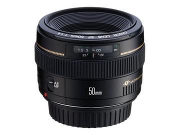 Udlejer: Canon EF 50 mm 1,4 USM