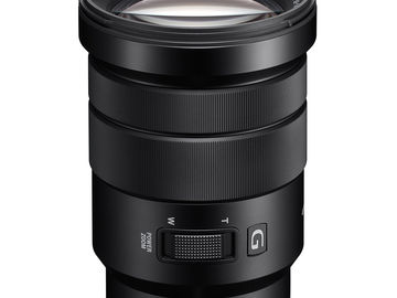 Udlejer: Sony E PZ 18-105mm f/4.0