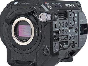 Udlejer: Sony FS7 II (Body Only)