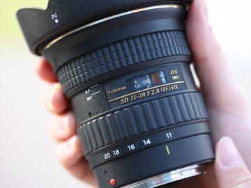 Udlejer: Tokina AT-X 11-20mm f/2.8 PRO DX, EF
