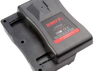 Lender: 4 stk V-mount batterier