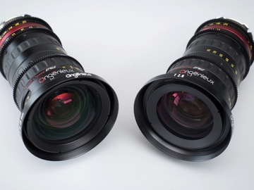 Udlejer: Angenieux Optimo Style Zoom kit 16-40 og 30-76
