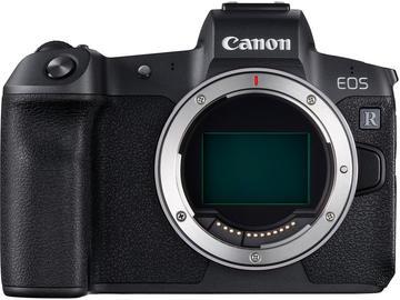 Udlejer: EOS R Kamerahus Inkl. RF to EF-mount Adapter m. ND-filter