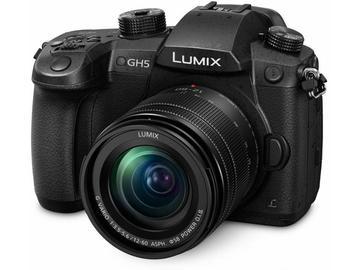 Udlejer: Panasonic GH5 med V-LOG licens