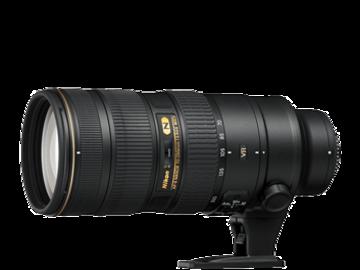 Udlejer: Nikon 70-200mm f/2.8 ED VR II