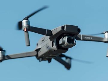 Udlejer: DJI Mavic 2 Pro drone med Fly More Kit