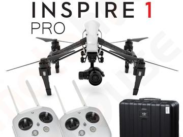Udlejer: Inkl Operatør - Inspire 1 PRO X5