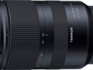 Udlejer: Tamron 28-75mm F/2.8 Di III RXD for Sony FE KBH/Næstved