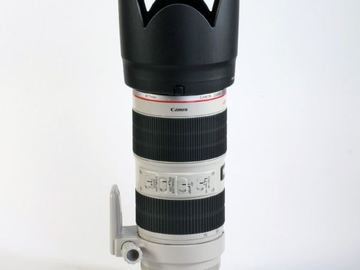 Udlejer: Canon EF 70-200mm f2,8 L IS ll USM Zoom Lens