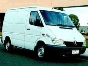 Udlejer: Mercedes Sprinter 318 cdi