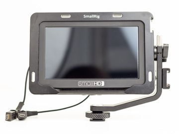 "Udlejer: SmallHD 5"" Focus Monitor"