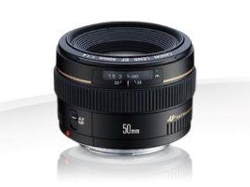 Udlejer: Canon EF 50mm f/1.4 USM