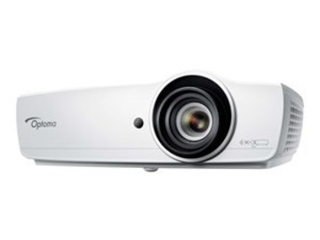Udlejer: Optoma EH470 projector, 1920x1080, 5000 ansi lumens (3 stk.)