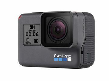 Udlejer: GoPro Hero 6 BLACK waterkit KBH/Næstved