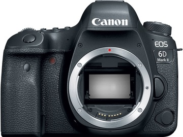 Udlejer: Canon EOS 6D MK II