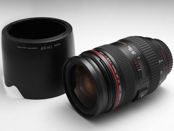 Udlejer: Canon EF 24-70 mm f/2.8 USM