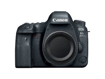 Udlejer: Canon 6D MARK II