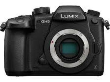 Udlejer: Panasonic GH5 PACKAGE