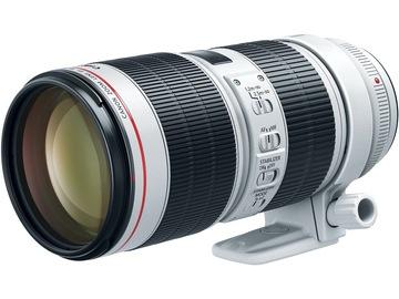 Udlejer: Canon 70-200MM F,28 II USM