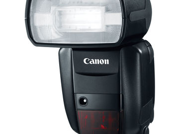 Udlejer: Canon 600EX