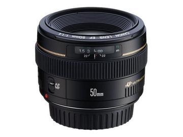 Udlejer: Canon EF 50mm f/1,4 USM