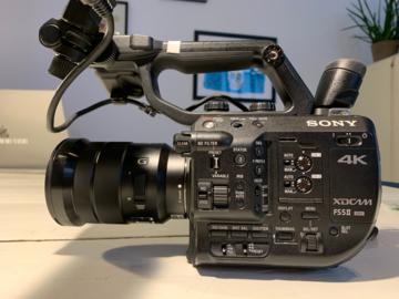 Lender: Sony PXW-FS5 MKII