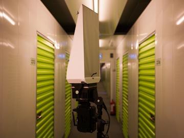 Lender: Digital Sputnik DS-1 140w RGB lampe med V-lock batterier