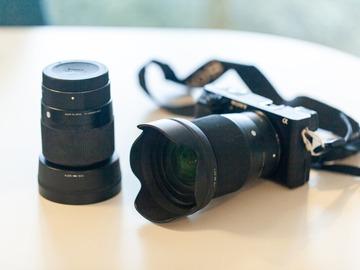 Udlejer: Sony A6300 med valgfrit objektiv