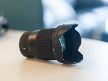 Udlejer: Sigma 16mm 1.4