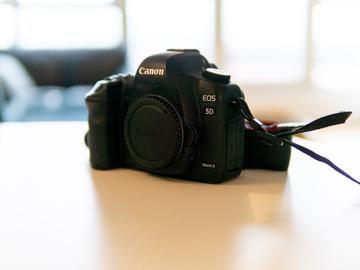 Udlejer: Canon 5d mk ii