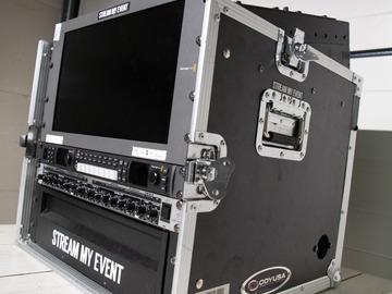 Lender: ATEM Television Studio HD - Videoregie set