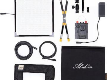 Udlejer: Aladdin BI-Flex1 kit Dual-LED