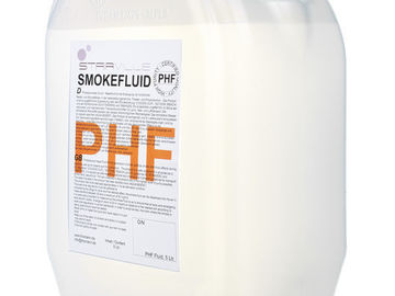 Udlejer: Stairville PHF Pro Hazer væske 5 ltr.