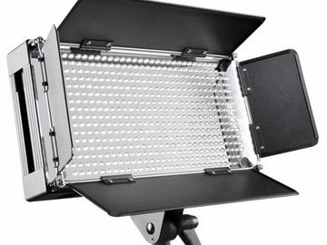 Udlejer: Walimex pro LED 500