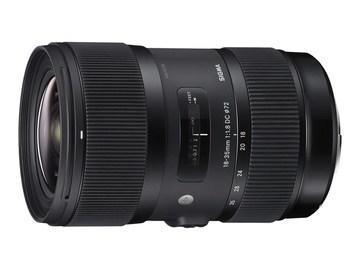 Udlejer: Sigma Art 18-35 mm f1.8