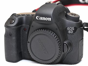 Udlejer: Canon 6D body full frame