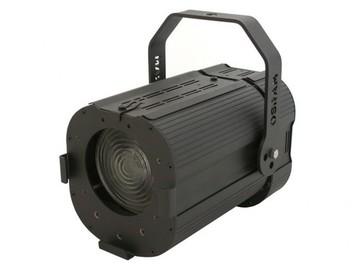 Udlejer: 2 stk Osram Kreios LED Fresnel 80W, Warm White, 3P XLR