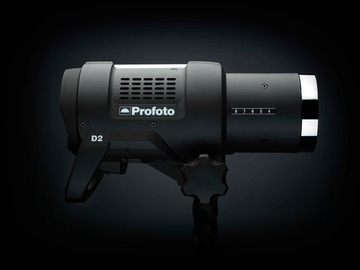 Lender: Rent a Profoto D2 light