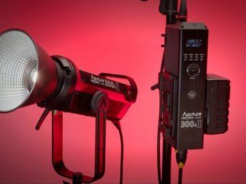 Lender: Aputure LS C300D II LED