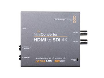 Lender: Blackmagic Mini Converter HDMI to SDI 4K