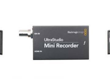 Lender: Blackmagic UltraStudio Mini