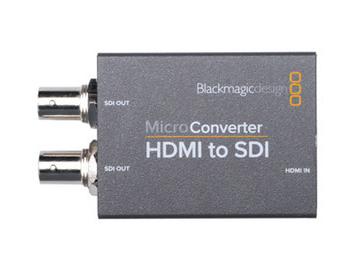 Lender: Blackmagic Mini Converter HDMI to SDI