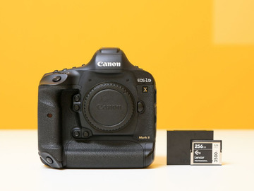 Udlejer: Canon 1DX MK2 + CFast 256GB