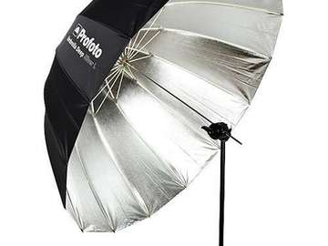 Lender: Rent a Profoto Umbrella Deep Silver L 130 CM