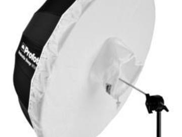 Udlejer: Rent a Profoto Umbrella Diffusion for Deep L 130CM in Cyprus