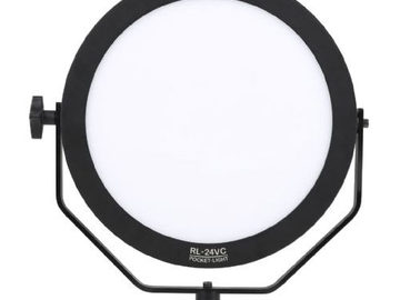 Udlejer: Bi-Color Ringlight