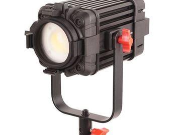 Udlejer: Boltzen Fresnel LED Spot (tungsten)