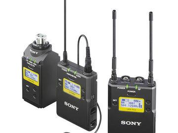 Udlejer: Sony UWP-D11 Zenderse