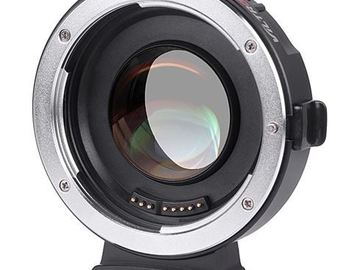 Lender: Metabones E-EF Adapter