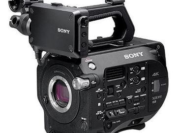 Udlejer: Sony FS7 Set